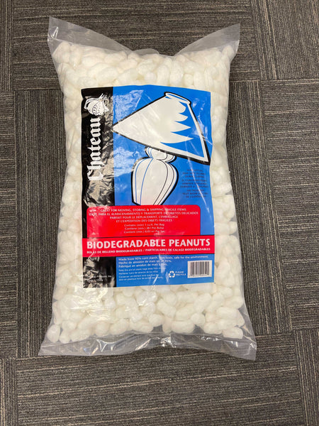 Packing Peanuts, Biodegradable