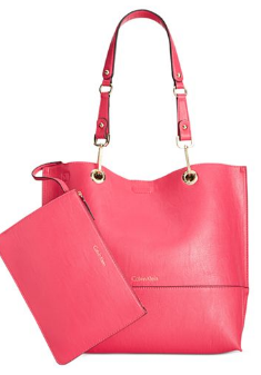 Reversible Tote With Pouch