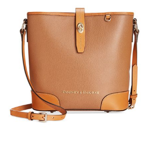 Claremont Crossbody Bucket Style-Tan