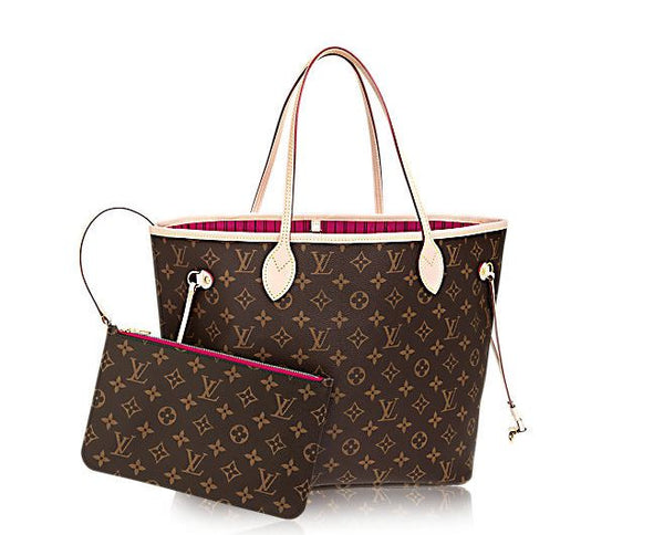 NeverFull MM Monogram Canvas