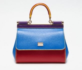 Blue Red Sicily Mix  Bag