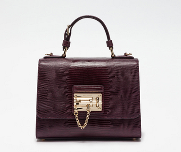 Leather Monica Bag