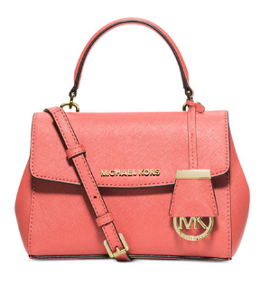MICHAEL Kors Ava Mini Crossbody - Celedon Color