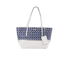 Nine West Ava Tote - India Ink/Snow Petal