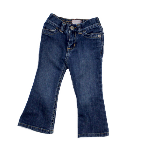 Old Navy Stretch Jeans, Size 18-24 Months - May Bug Treasures