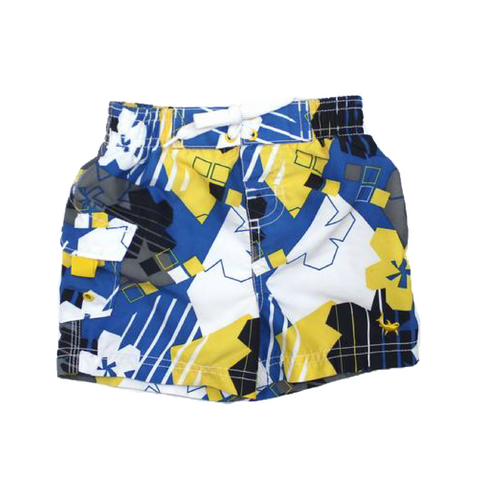 Infant Boys Swim Trunks, Size 6-9 Months - May Bug Treasures