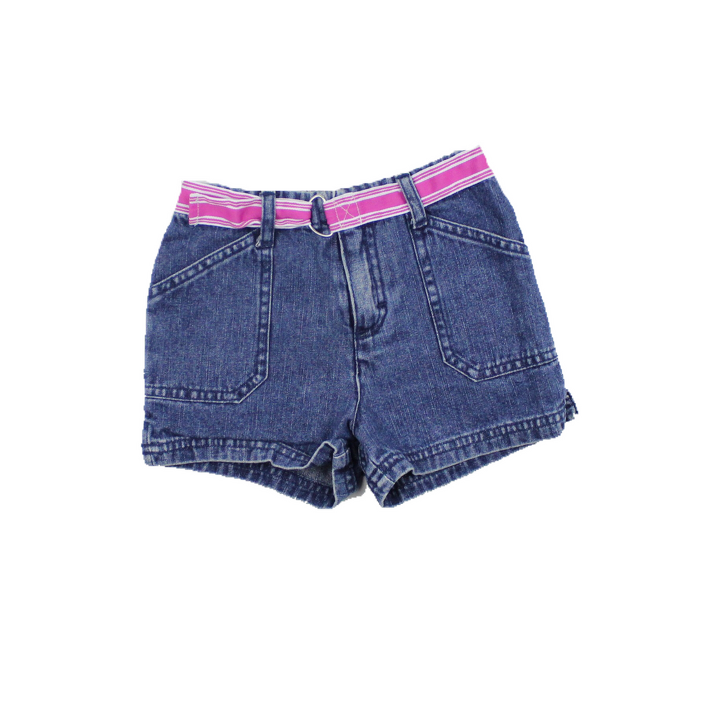 Children's Place Denim Shorts, Size 24 Months - May Bug Treasures