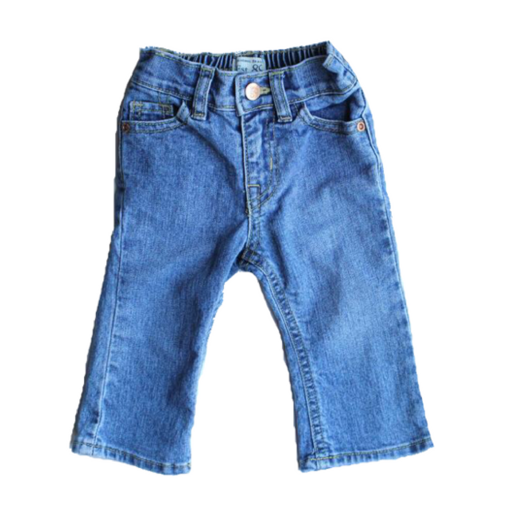 Children's Place Jeans, Size 9-12 Months - May Bug Treasures