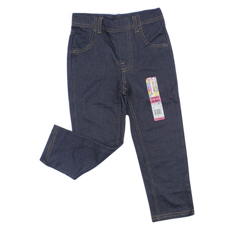 Brand New Denim Look Leggings in Size 3T - May Bug Treasures