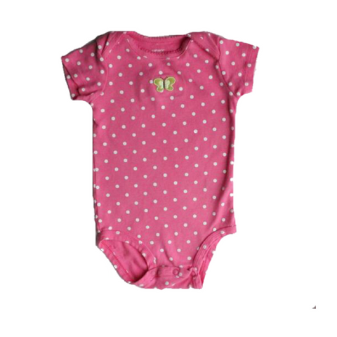 Carter's Girls One-Piece Bodysuit Size 12 months - May Bug Treasures