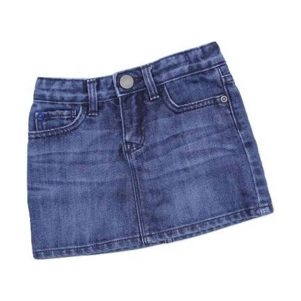 Baby Gap Girls Denim Skirt, Size 2 - May Bug Treasures