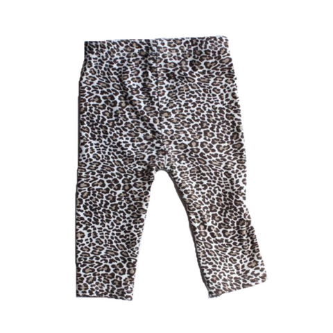 Carters Infant Leopard Print Leggings, Size 3-6 Months - May Bug Treasures
