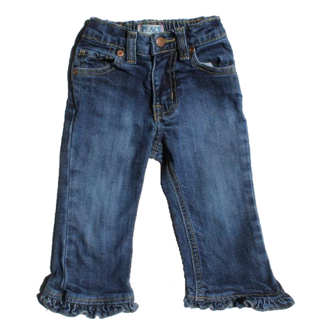 Children's Place Toddler Jeans, Size 18 Months - May Bug Treasures