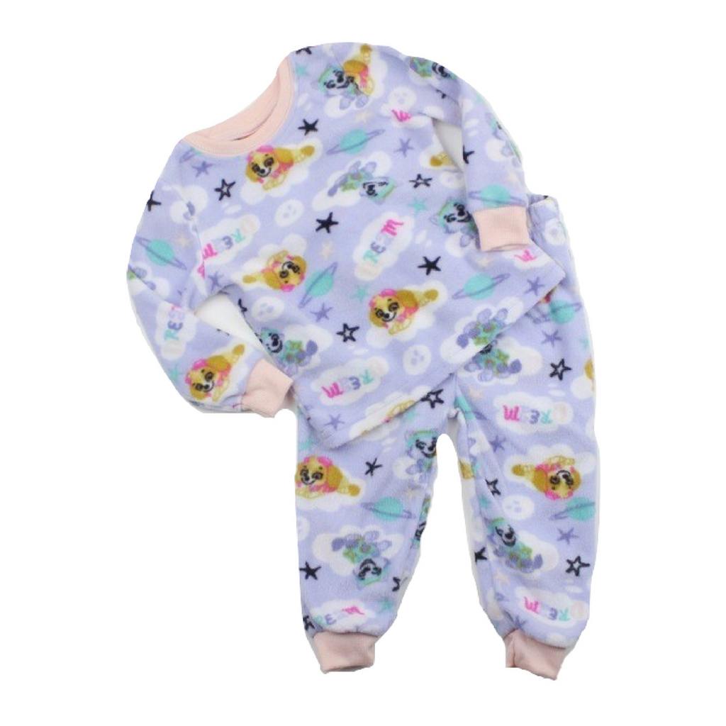 Paw Patrol Girls 2-piece Fleece Pajamas in Size 12-18 Months Available Online at Gently Used Kids Clothes Resale