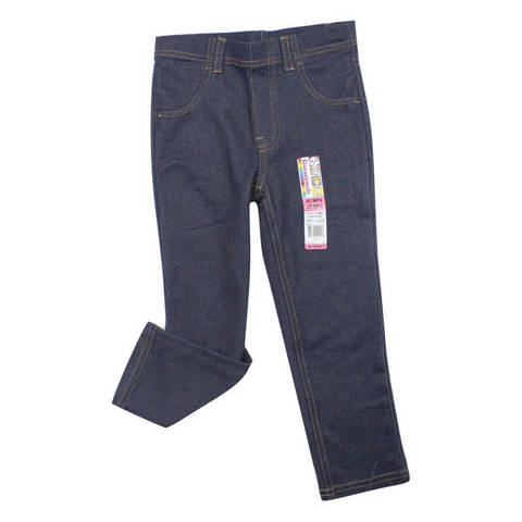Brand New Denim Look Leggings, Size 4T - May Bug Treasures