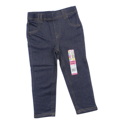 Brand New Denim Look Leggings, Size 2T - May Bug Treasures
