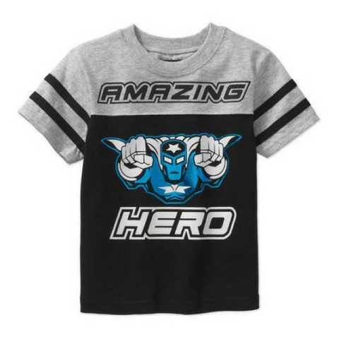 Brand New Garanimals Boys Amazing Hero T-Shirt, Size 2T - May Bug Treasures