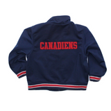 Nike Montreal Canadiens Navy Jacket, Size 24 Months