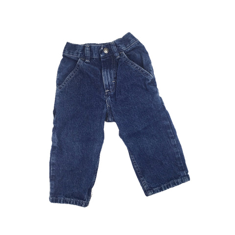 Wrangler Carpenter Jeans, Size 2T - May Bug Treasures