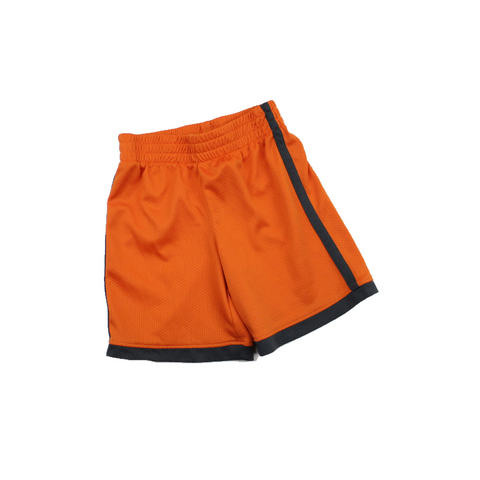 Athletic Works Boys Orange Shorts, Size 4 - May Bug Treasures