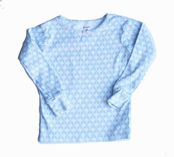Carters Long Sleeve Shirt, Size 24 Months - May Bug Treasures