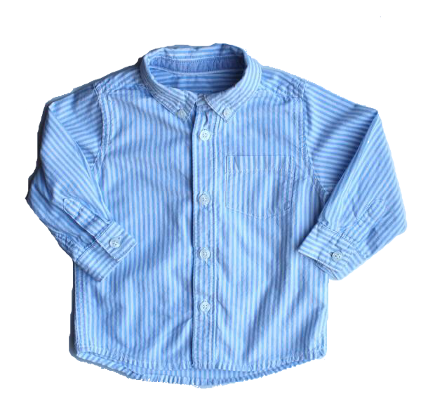 Children's Place Long Sleeve Shirt, Size 12-18 Months - May Bug Treasures