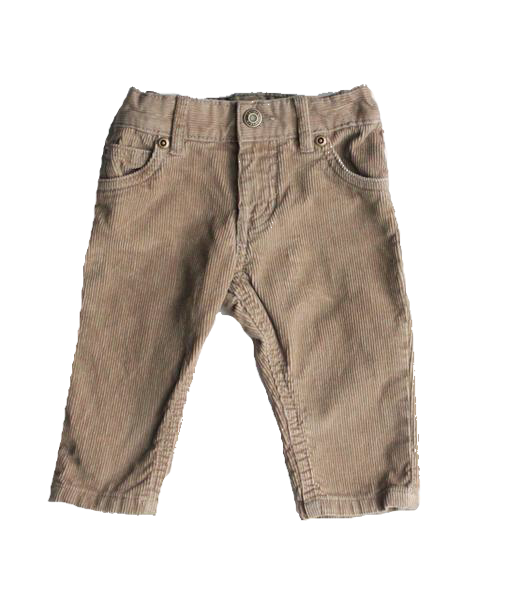 Carter's Infant Corduroy Pants, Size 6 Months - May Bug Treasures