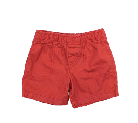 Carter's Toddler Orange Shorts, Size 18 Months - May Bug Treasures