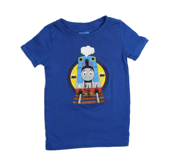 Thomas Tank Engine T-Shirt, Size 3T (Slim Fit)
