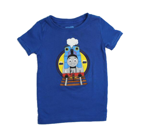 Thomas Tank Engine T-Shirt, Size 3T (Slim Fit) - May Bug Treasures