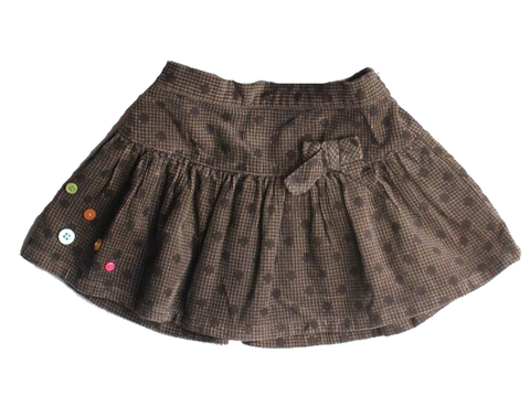 Gymboree Girls Corduroy Skirt, Size 2T - May Bug Treasures