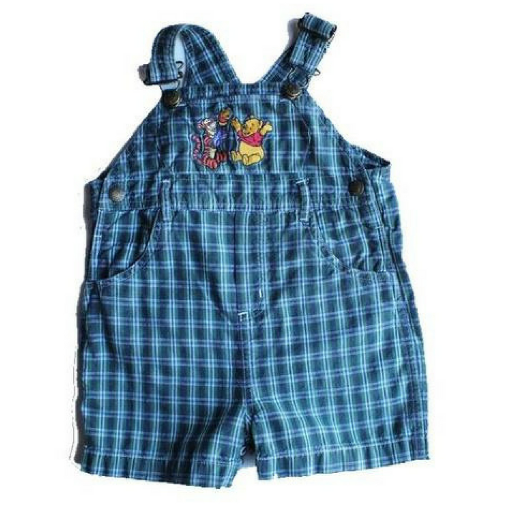 Disney Toddler Shortalls - Size 24 Months - May Bug Treasures