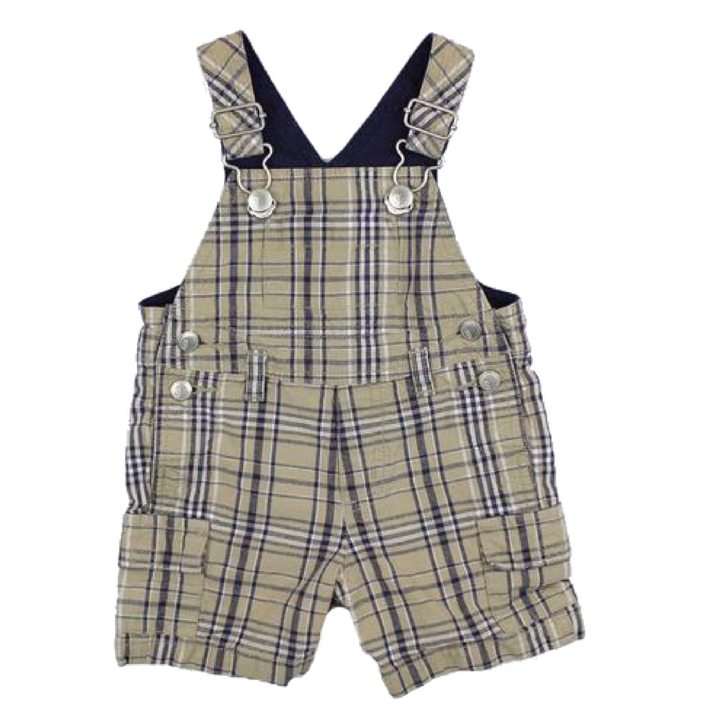 Gymboree Shortalls, Size 3-6 Months - May Bug Treasures