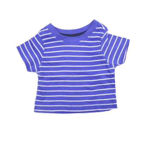 Brand New Cherokee Striped T-shirt in Size 6 Months - May Bug Treasures