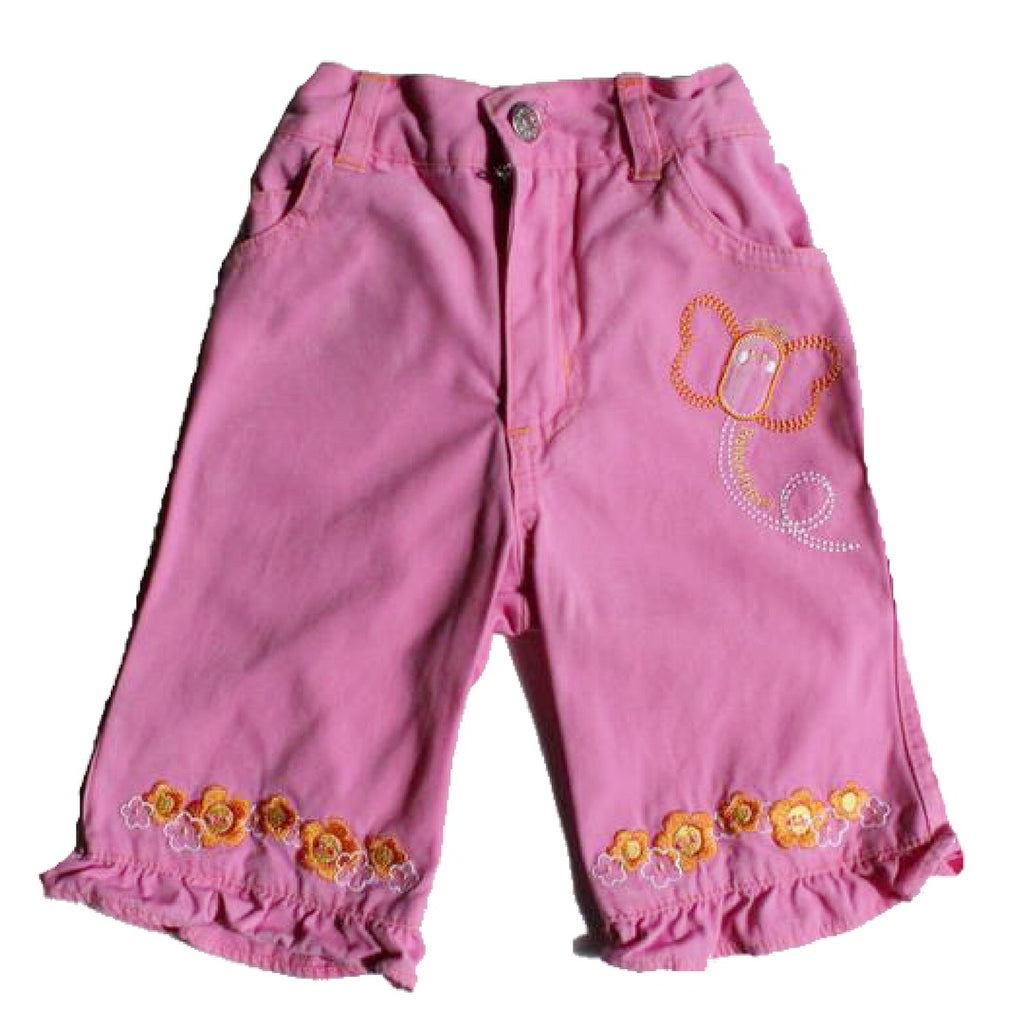 Fisher Price Pink Jeans, Size 3-6 Months - May Bug Treasures