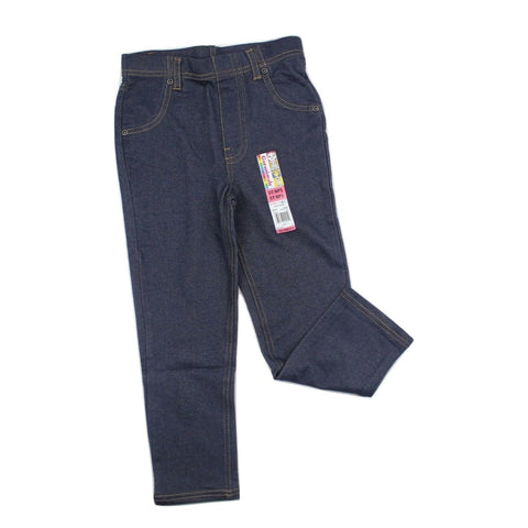 Brand New Denim Look Leggings, Size 5T - May Bug Treasures