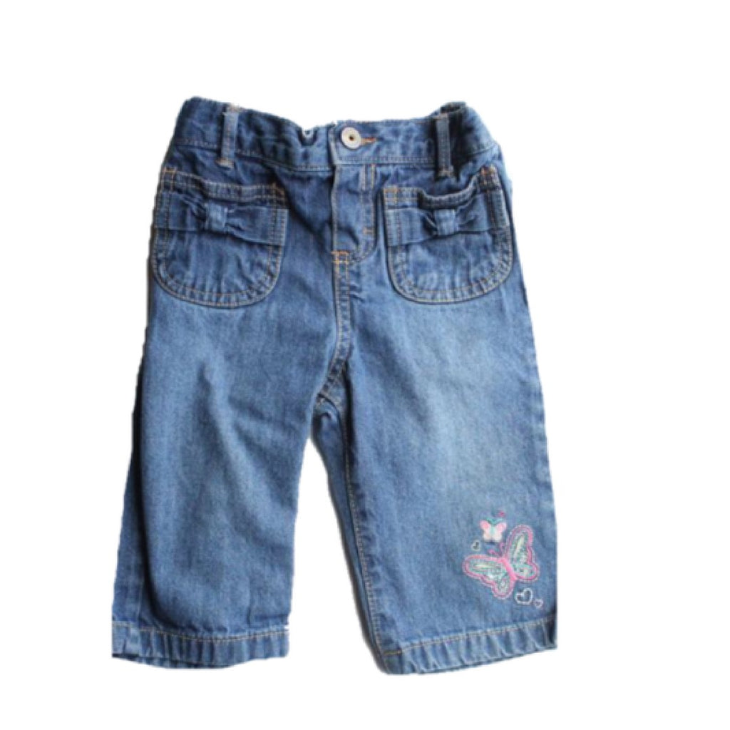 Osh Kosh Girls Jeans, Size 24 Months - May Bug Treasures