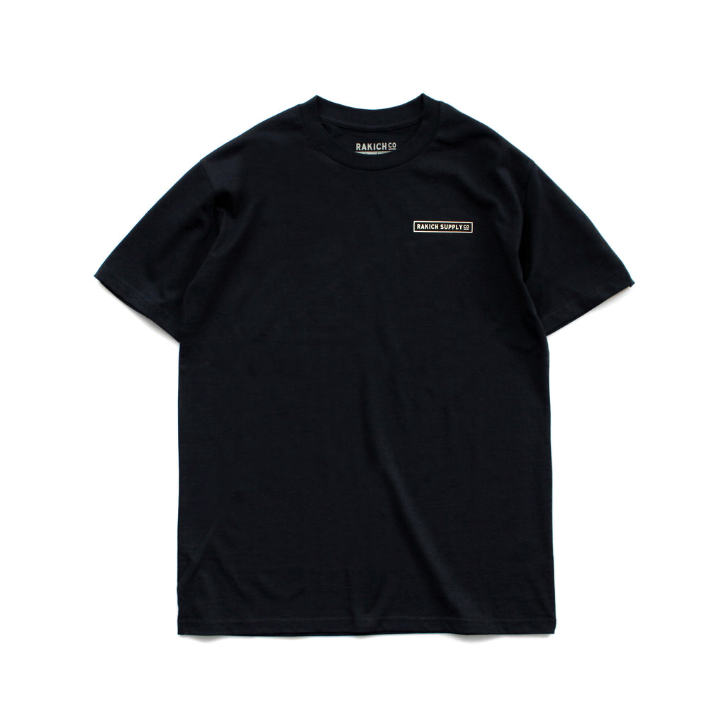 OG Supply Tee- Navy