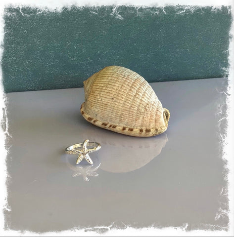 Starfish Ring - Love Beach Beads