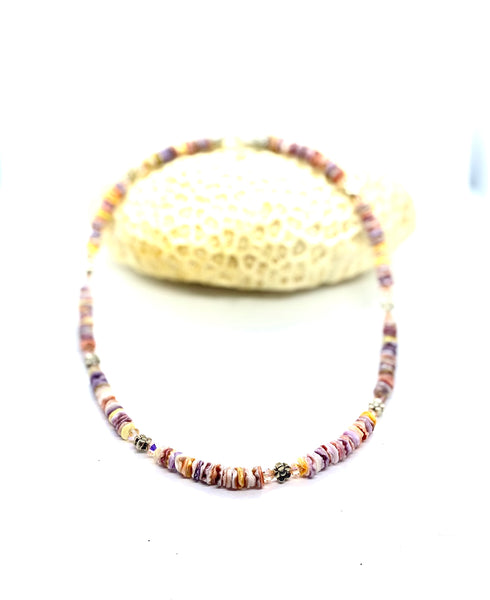 Shell Necklace Naturaln - Love Beach Beads
