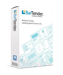 BarTender 2019 Free Software 2 Printer License – BarTender