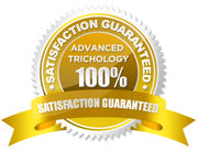 Advanced Trichology 100% Satisfaction Guarantee