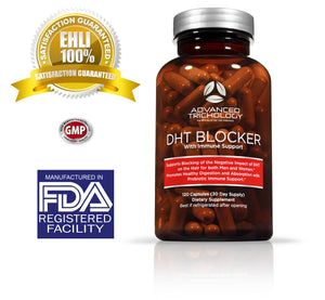 THANK YOU - DHT Blocker Vitamin with Immune Support, Saw Palmetto, and Green Tea