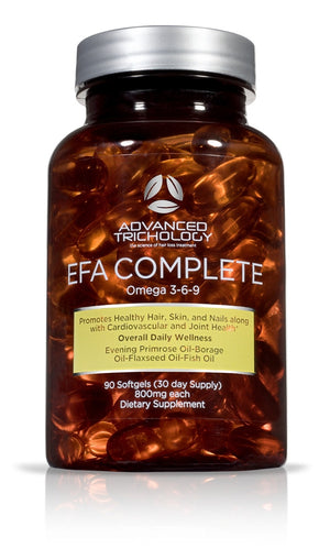 THANK YOU - EFA COMPLETE Nutraceutical (Omega 3-6-9 for Optimal Hair Growth)