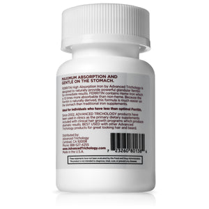 Glandular Ferritin 5mg - High Absorption - 60 count - how to use it