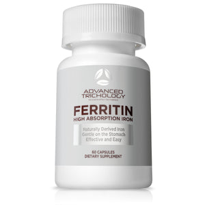 Glandular Ferritin 5mg - High Absorption - 60 count