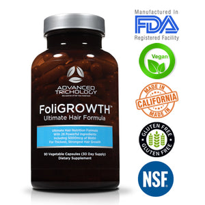 Ideal Start Kit- Get Results with Top 3 Products - Foligrowth