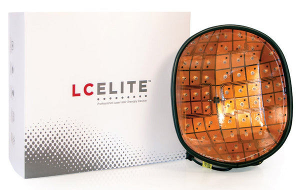 LC Elite Laser Cap - 80 Diode FDA Cleared - (6 Month Moneyback Guarantee*)