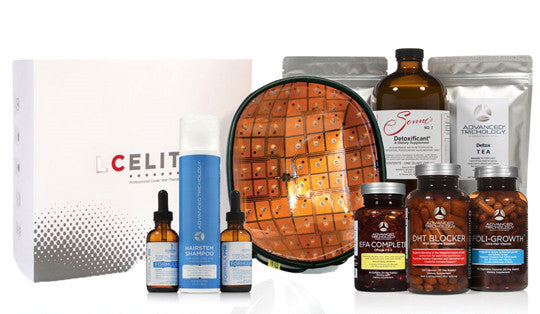 Advanced Trichology Extreme Hair Loss Treatment Kit