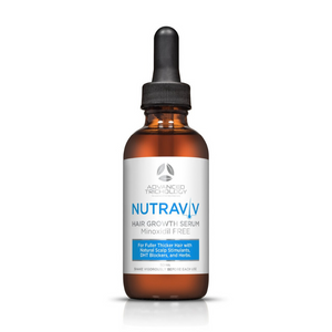 Nutraviv Topical Scalp Serum - Minoxidil Free - 50mls 4-6 week supply